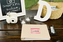 Guest book ideas / by Deirdre