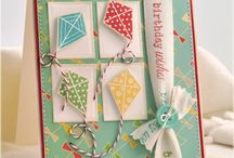 Card Inspiration / by Aimee Harrison