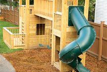 Backyard Playground / by Meredith Barringer
