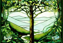 stained glass / by Anna Grace Meyer