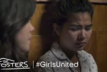 #GirlsUnited / We LOVE the The Fosters: #GirlsUnited webisodes! Have you watched yet?  / by The Fosters