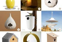 birdhouses / by Nell Potasznik-Langford
