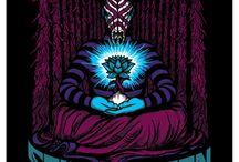 Soundgarden Poster Art / by Wynter Black