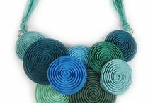 I spy...bib necklace / by Anastasia Morzak