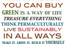 Green Lifestyle / Living life in the most eco-conscious and Earth-friendly manner possible. / by Urban Earthworm