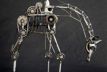 body machines / by Anat Dart