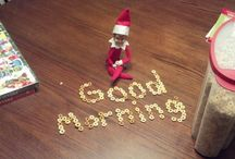 Jingle the Elf 2014 / Our Elf on the shelf / by Nicole Marie