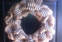 Door Wreaths / by Melisa Wood