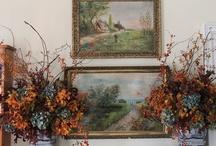Floral Arrangements / by Lee Robertson