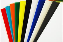 Cut-To-Size Acrylic Sheets / Check our wide range of cut-to-size plastic sheets now available at tapplastics.com / by TAP Plastics