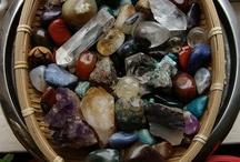 Crystal and Stones / by Pati Senn