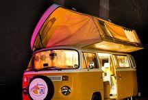 Campervan VW / by Minkyu Kang