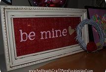 Be My Valentine / by Anna Hooten