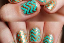 Srsly Fab Nails To Rock! / by Brittany Horlbeck