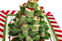 Holiday Food / by Andrea Haywood at Opulent Cottage