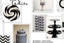 •black & white• / by {shanda}