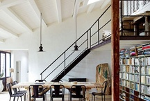 Loft / Interior Design: loft / by Sandy Chang