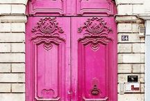 Doors / by walkingclosetssecret