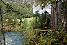 Exterior / Designs of homes and Landscape / by Lily Kohere