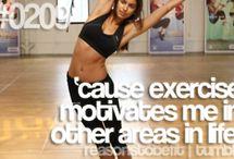 Exercise  / by Gina Elizabeth