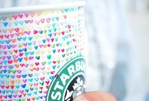 Starbucks ♥ Love / by Lisa Thelin