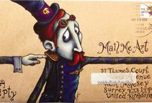 Mail Art / by Karilyn Jorgens
