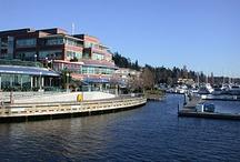 Places near Bellevue- Kirkland  / by Visit Bellevue Washington
