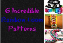 rainbow loom / by Misty Parker
