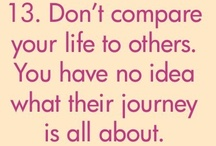 words of wisdom / by Heather Watts