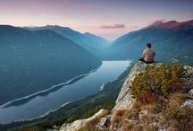 On Top of The World, The View is Amazing / by Lina dePinner