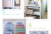 Photo storage solutions / by Megan Decker