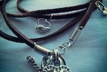 Friendship Bracelet/leather / by Michelle Williamson