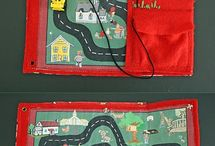 Busy Bags/ Quiet Book/ Tot Trays / by angela wix