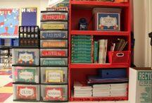 Classroom Organization / by Sara Crowther