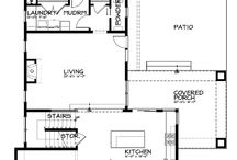 Floor Plans / by Dianne Stanfill