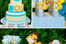 1st birthday ideas / by Lacy Taylor