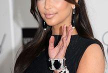 kim kardashian / by lisa amantra