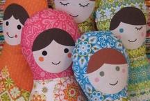 nesting dolls / by Jenni Swenson
