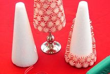 Christmas decor / by Kris Byrd