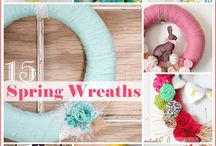 Wreaths / by Kyndal Stack