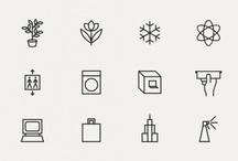 Badges, Logos, Glyphs & Icons / by Susanna Speier