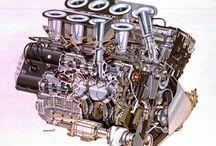 Internal Combustion Engines / by Kevin Gundestrup