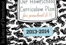 Homeschool / by Meagan