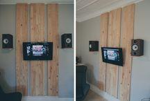 DIY  projects / by Tiffany Burnham