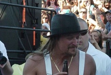 Kid Rock Chillin the Most Cruise / by April Clemmons