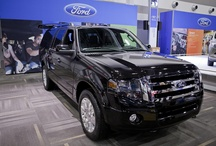 Ford Expedition  / An undeniably dependable SUV, differentiating itself through it's strength (Best-In-Class towing of 9,200 pounds) and innovative stowage capabilities.  / by Ford Canada