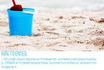 Summer Fun-O-Rama! / by Shawna Bates