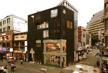 Architecture / by Tammy Vu