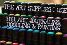 Art: Arts & Crafts Supplies / Arts & Craft Supplies & Tools / by ★Cassie MewBuorn★