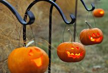 Halloween / by Christine Ruggle
